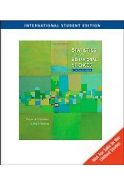 statistics for the behavioral sciences 8th (gravetter, wallnau)