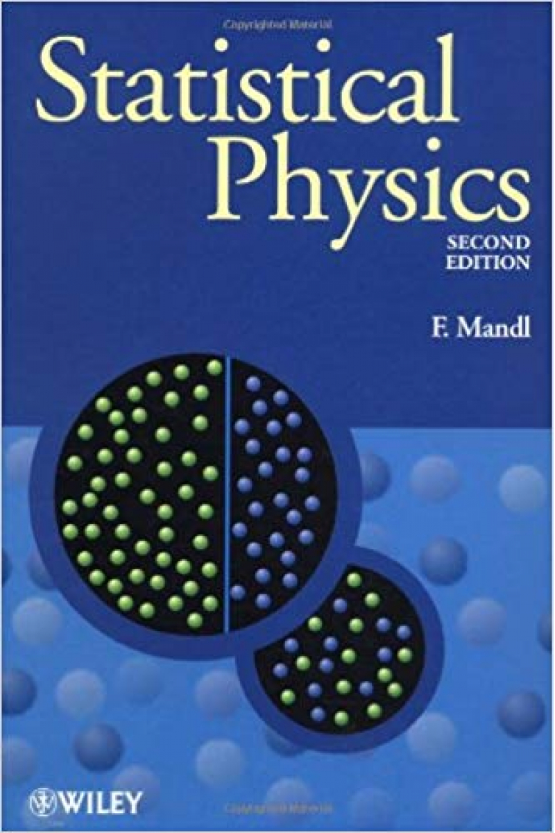 statistical physics 2nd (f. mandl)