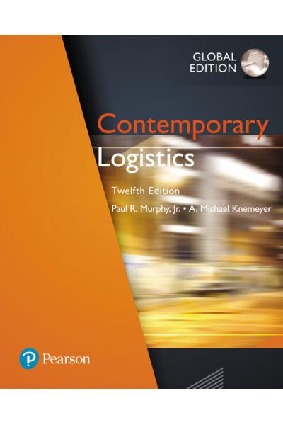 contemporary logistics 12th (murphy, knemeyer)