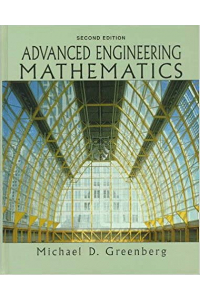 advanced engineering mathematics 2nd (greenberg) 2 CİLT