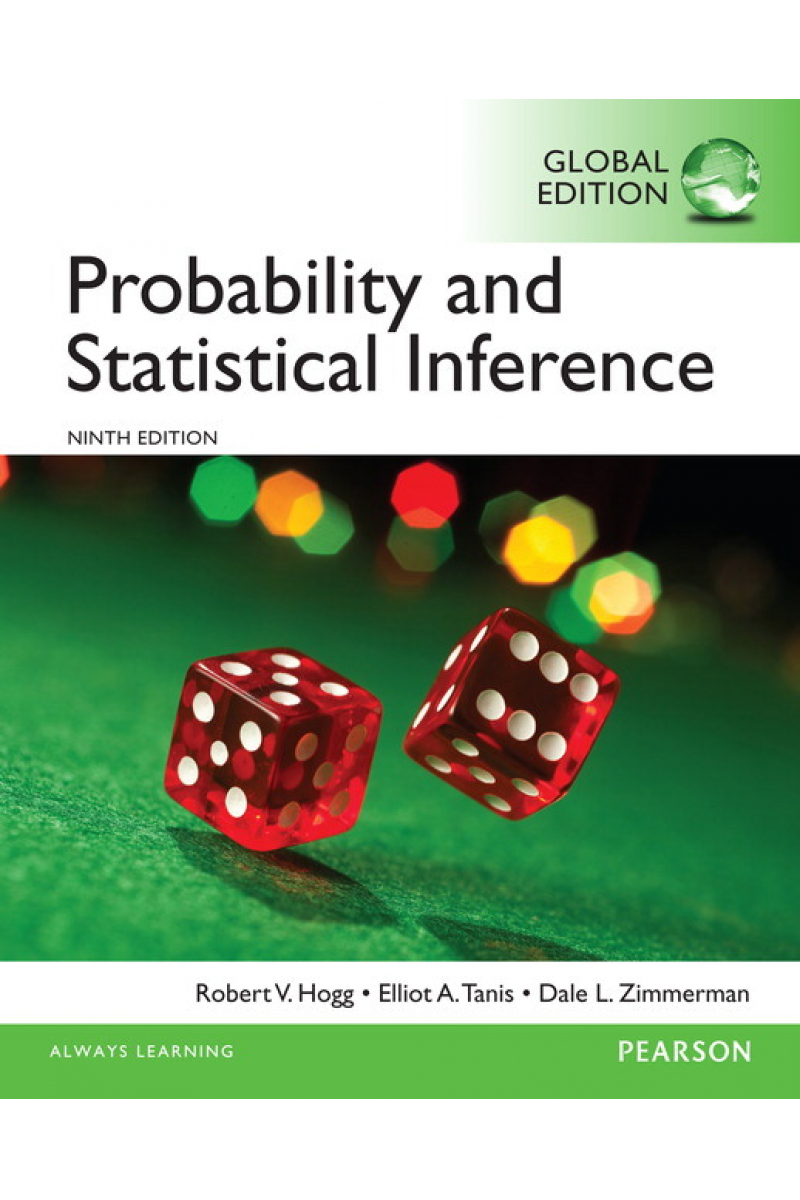probability and statistical inference 9th (hogg, tanis, zimmerman)