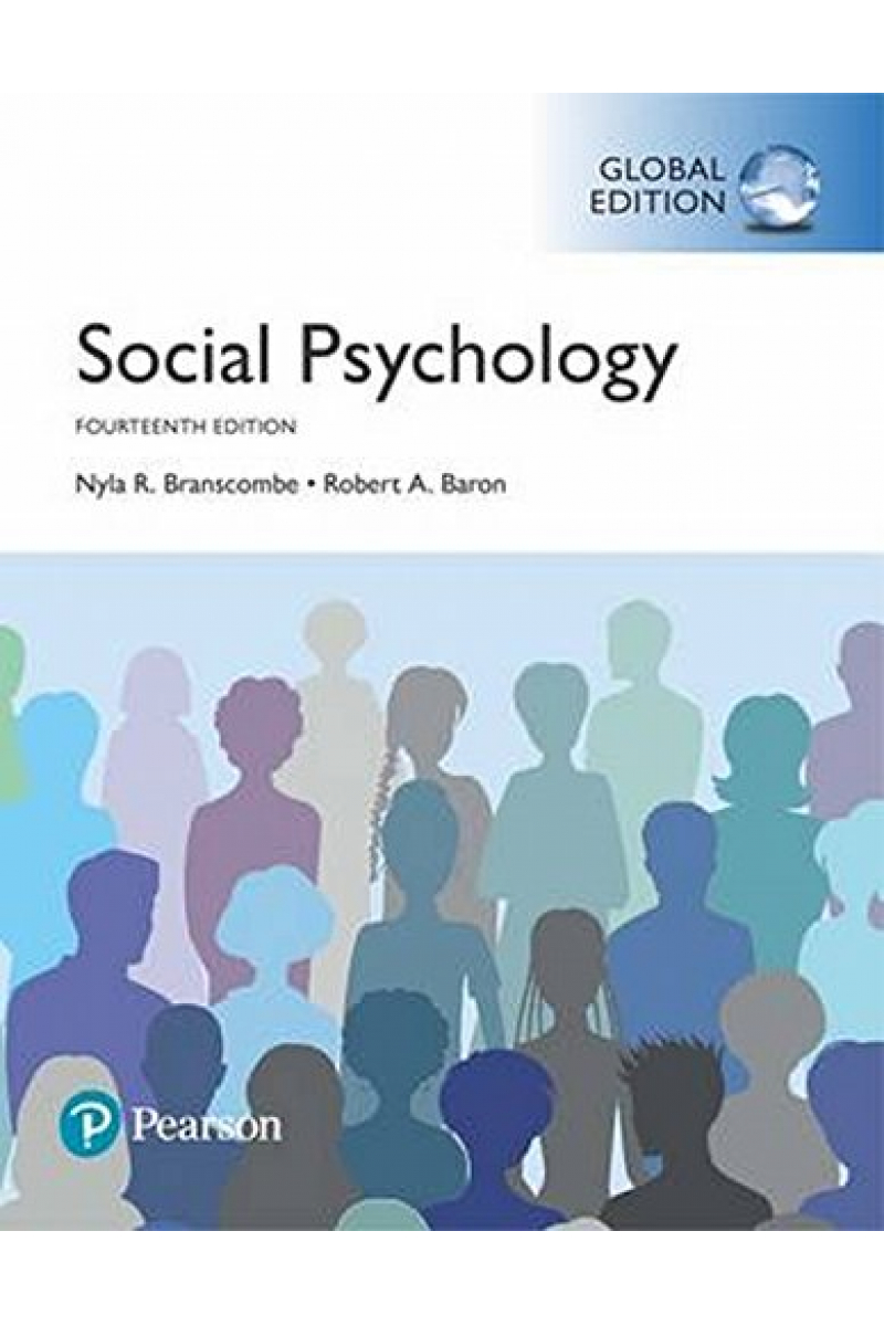 social psyschology 14th (branscombe, baron)