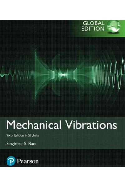 mechanical vibrations 6th (singiresu rao)
