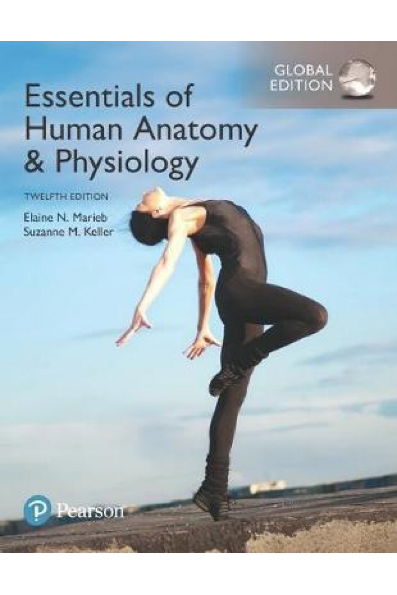 essential of human anatomy and physiology 12th (marieb, keller)