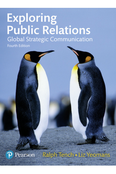 exploring public relations 4th (tench, yeomans)