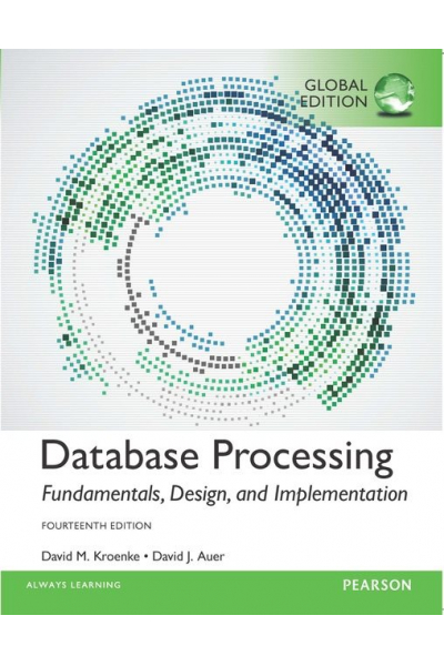 database processing 14th (kroenke, auer)