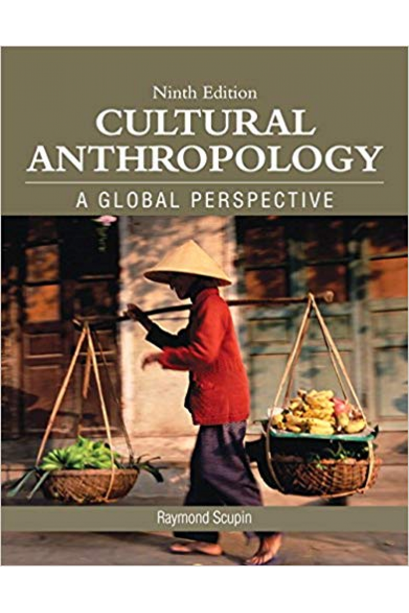cultural anthropology 9th (raymond scupin)
