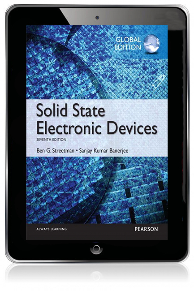 solid state electronic devices 7th (streetman, banerjee)