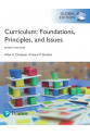 curriculum foundations principles and issues 7th (ornstein, hunkins)