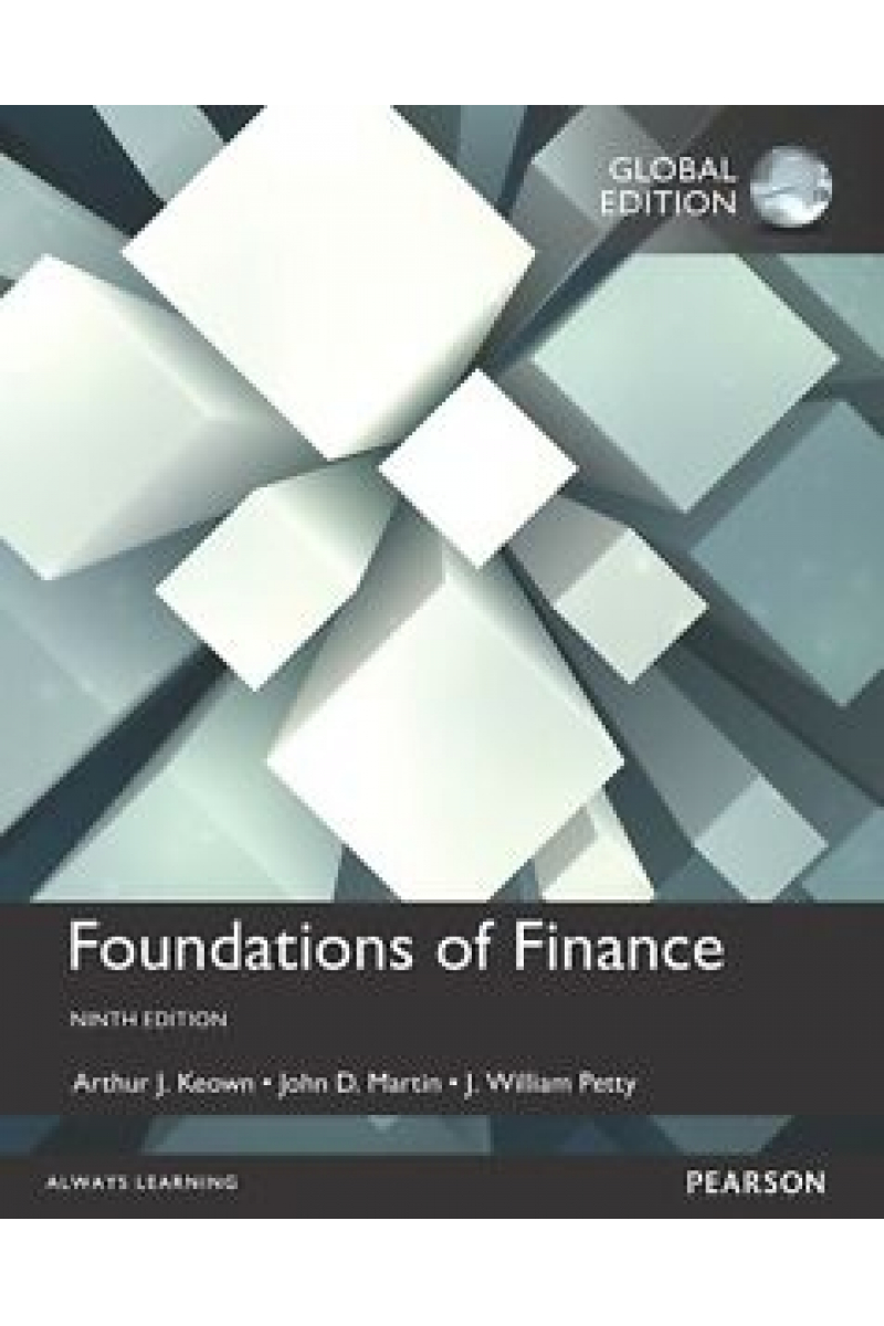 foundations of finance 9th (keown, martin, petty)