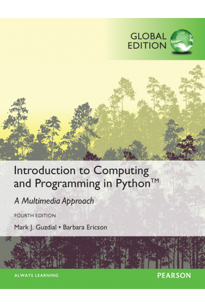 introduction to computing and programming in python 4th (guzdial, ericson)