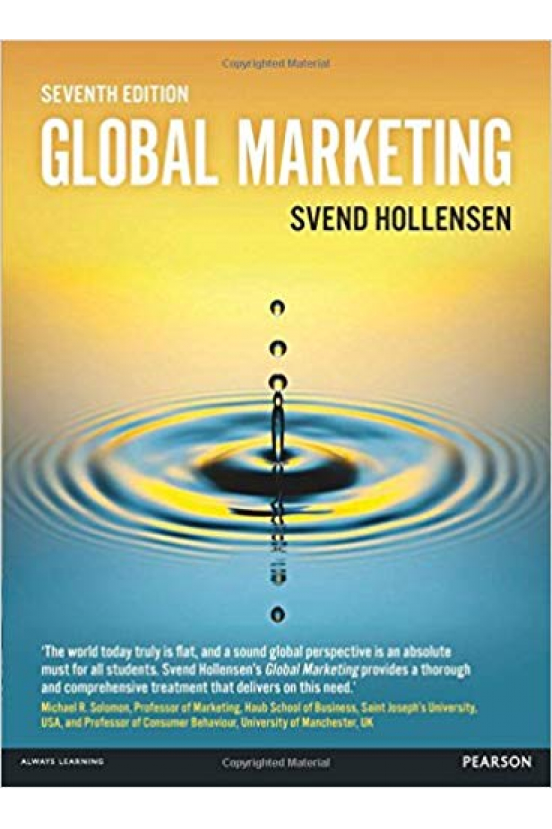global marketing 7th (svend hollensen)