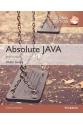 absolute JAVA 6th (walter savitch)