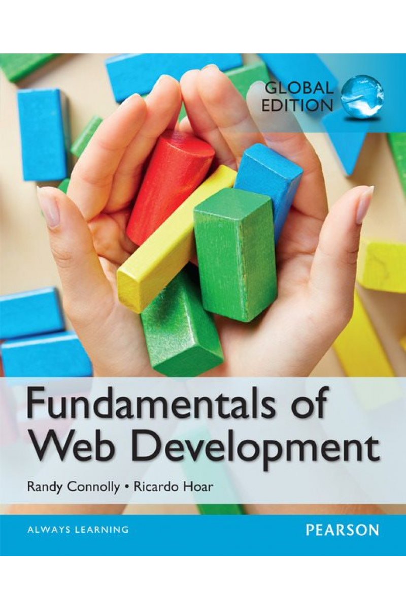 fundamentals of web development (connolly, hoar)