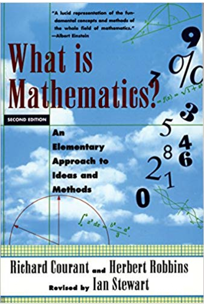 what is mathematics 2nd (richard courant, herbert robbins)