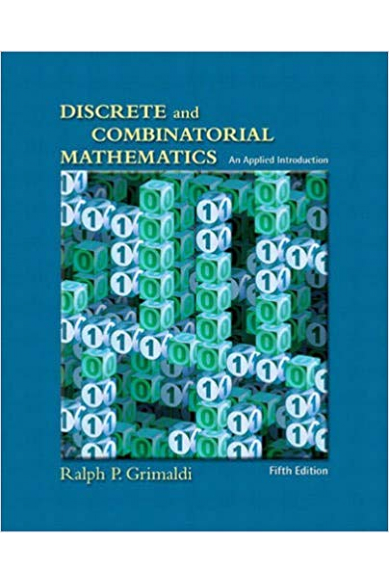 discrete and combinatorial mathematics an applied introduction 5th (grimaldi)