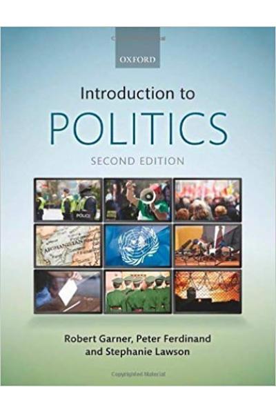 introduction to politics 2nd (garner, ferdinand, lawson)