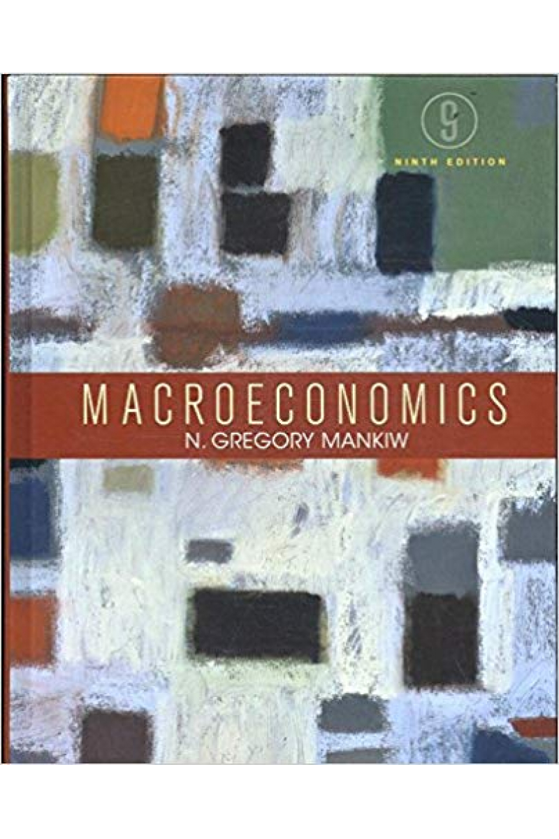 macroeconomics 9th (n. gregory mankiw)