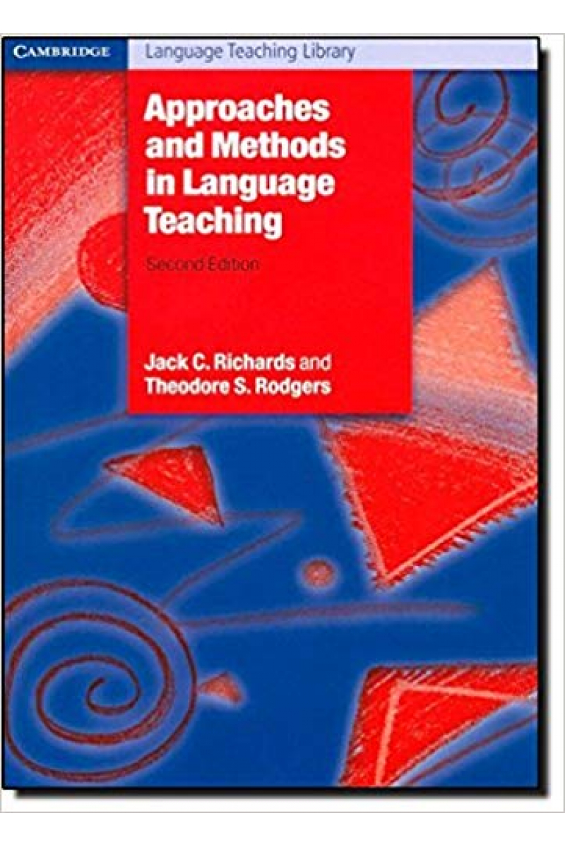 approaches and methods in language teaching 2nd (richards, rodgers)