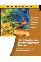 an introduction to management science quantitative approaches to 13th