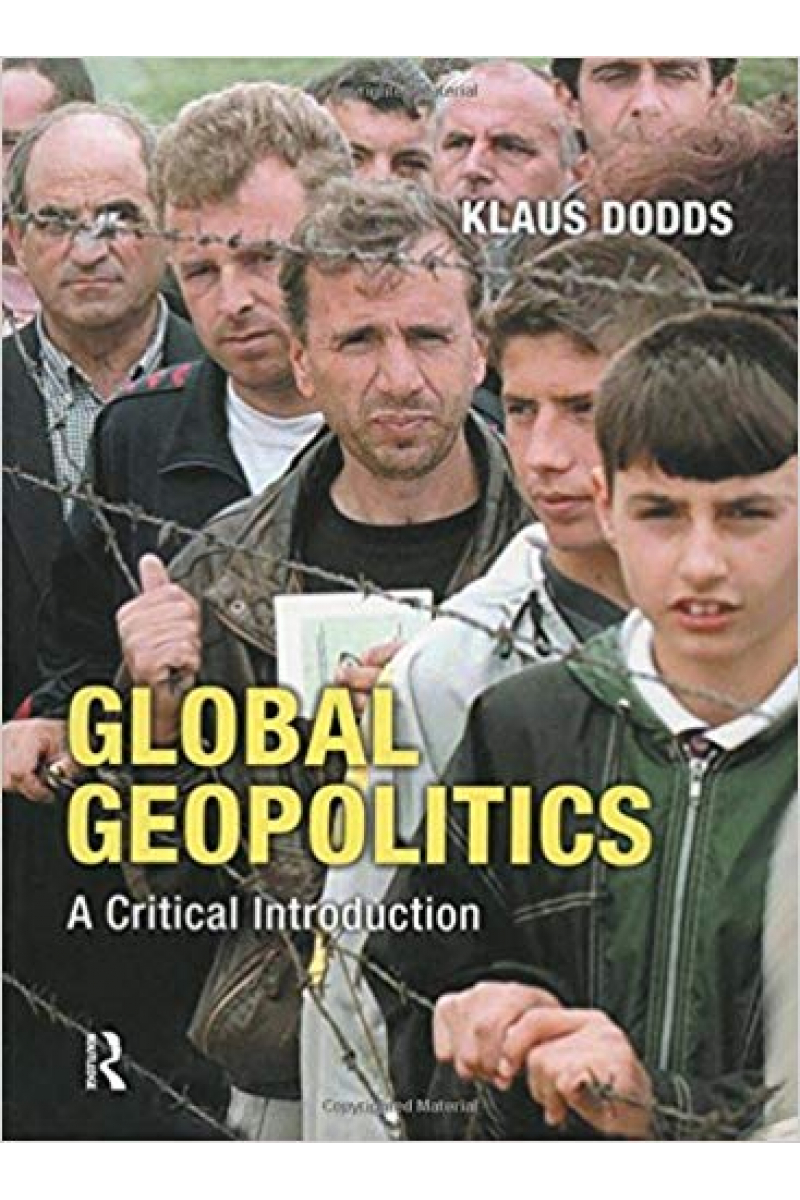 global geopolitics a critical introduction (klaus dodds)