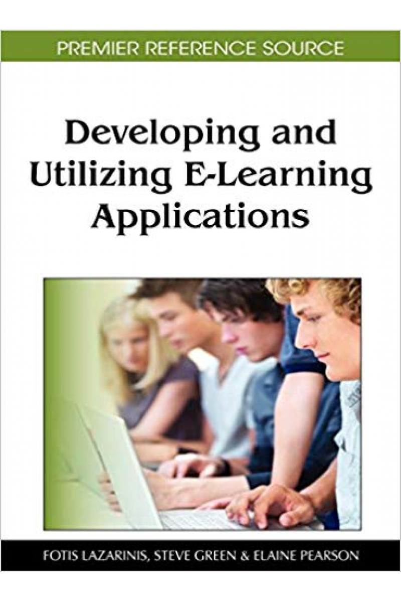 developing and utilizing e-learning applications (lazarinis, green, pearson)