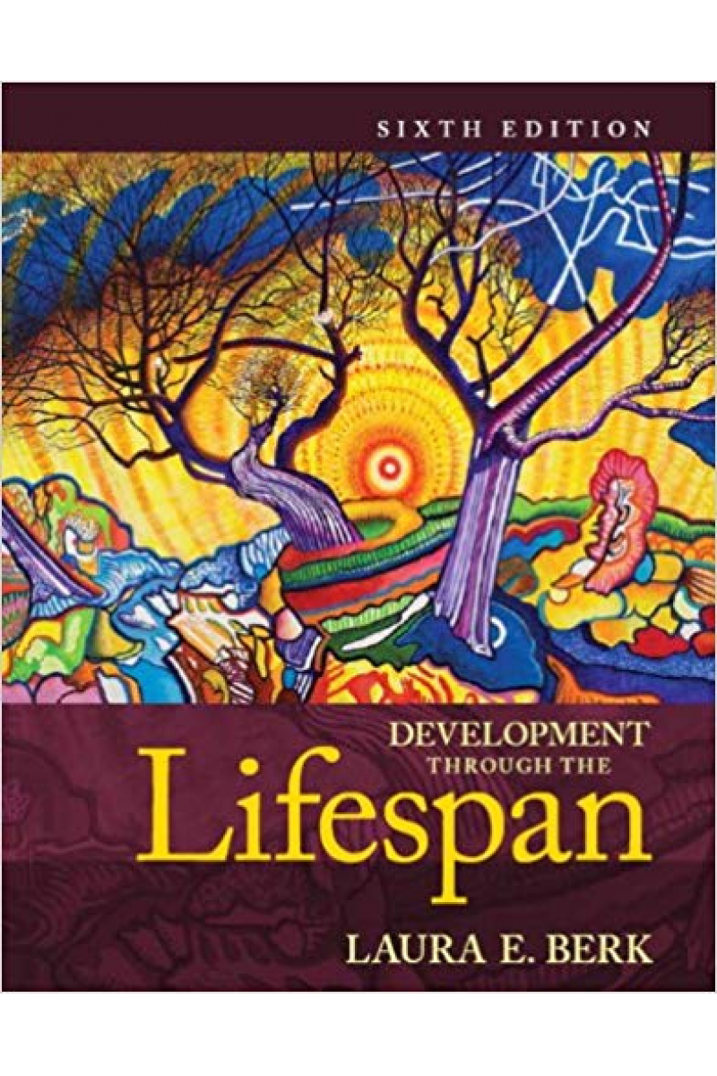 development through the lifespan 6th (laura berk)
