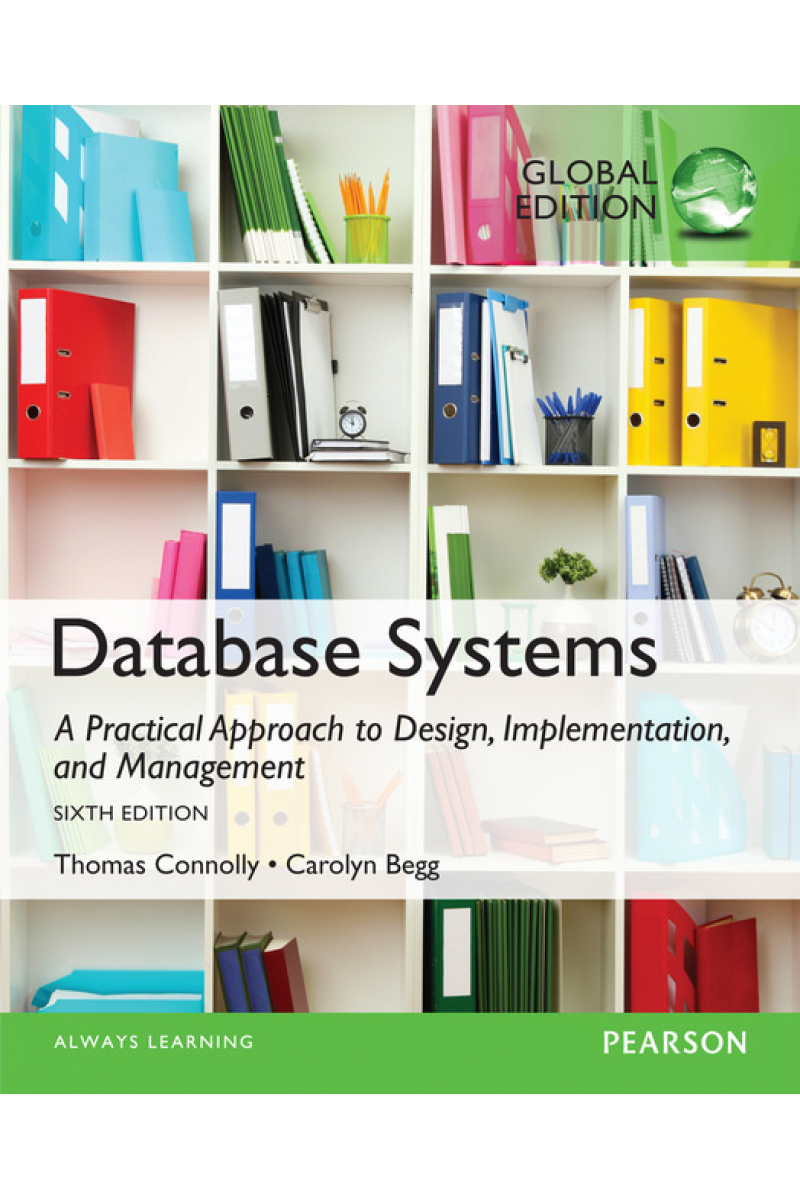 database systems 6th (connolly, begg)