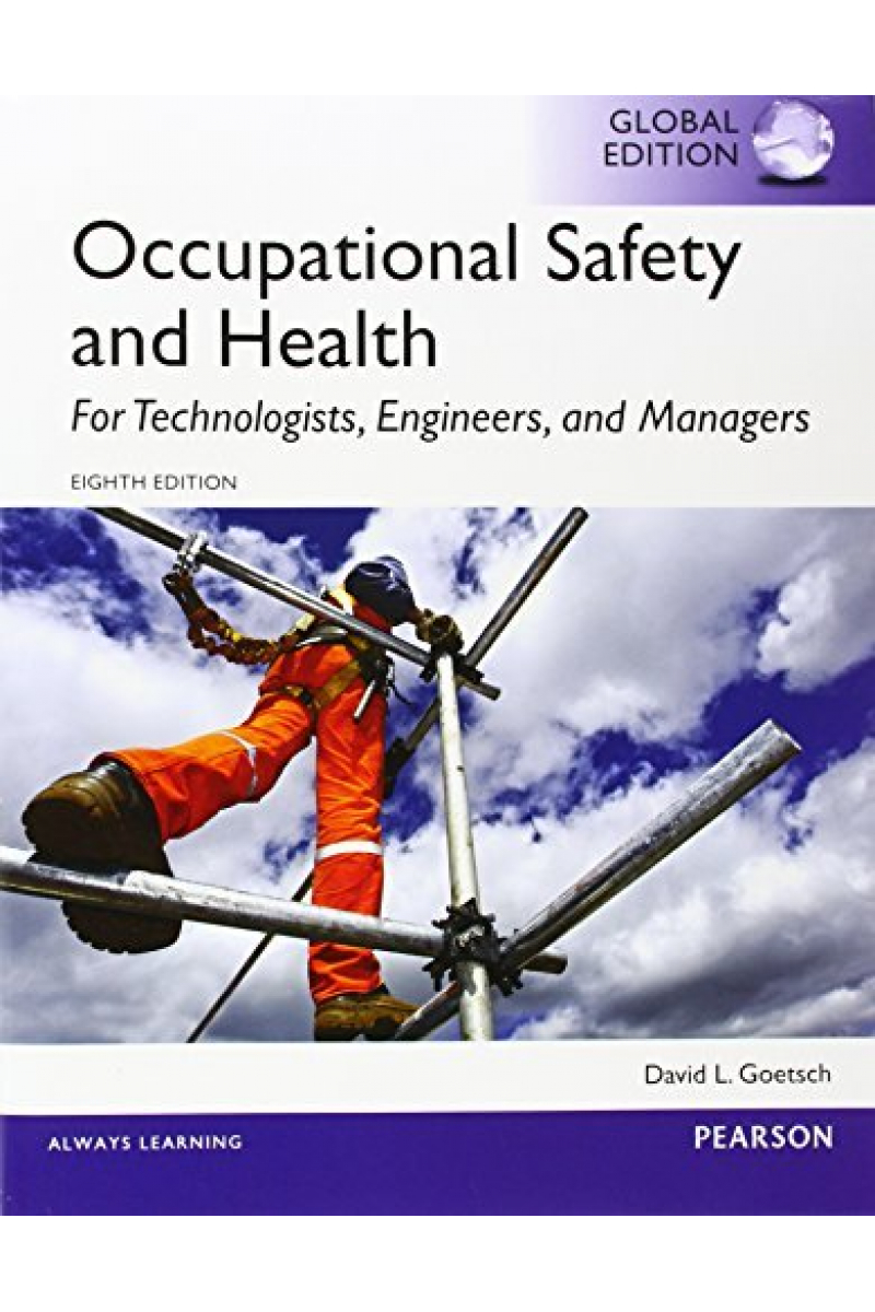 occoupational safety and health 8th (david goetsch)