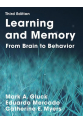 learning and memory from brain to behavior 3rd (gluck, mercado, myers)