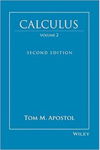 calculus volume 2 2nd (tom apostol)
