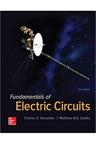 Fundamentals of Electric Circuits 6th (Charles Alexander, Matthew Sadiku) Fundamentals of Electric Circuits 6th (Charles Alexander, Matthew Sadiku)
