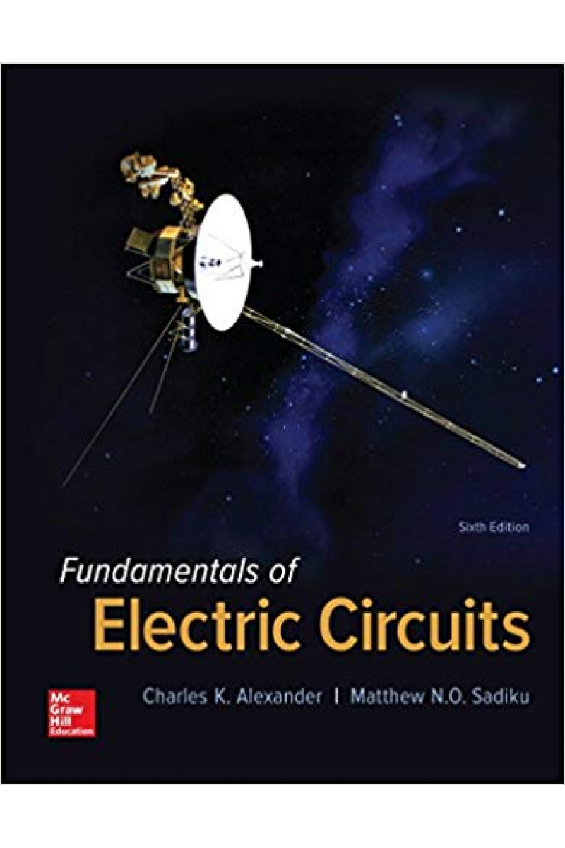 fundamentals of electric circuits 6th (charles k. alexander)