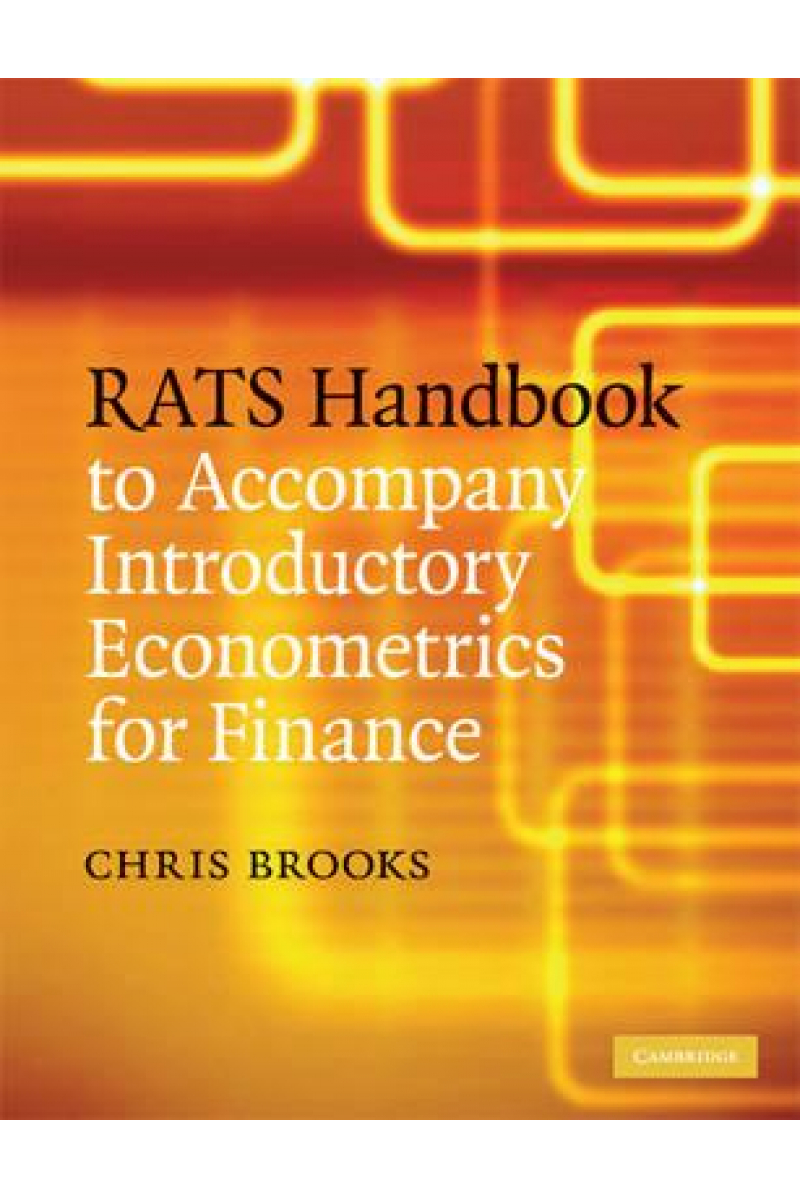 RATS handbook to accompany (chris brooks)
