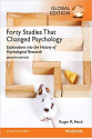 forty studies that changed psychology 7th (roger hock)