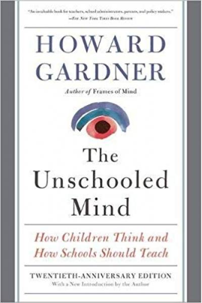 Bookstore the unschooled mind (howard gardner)