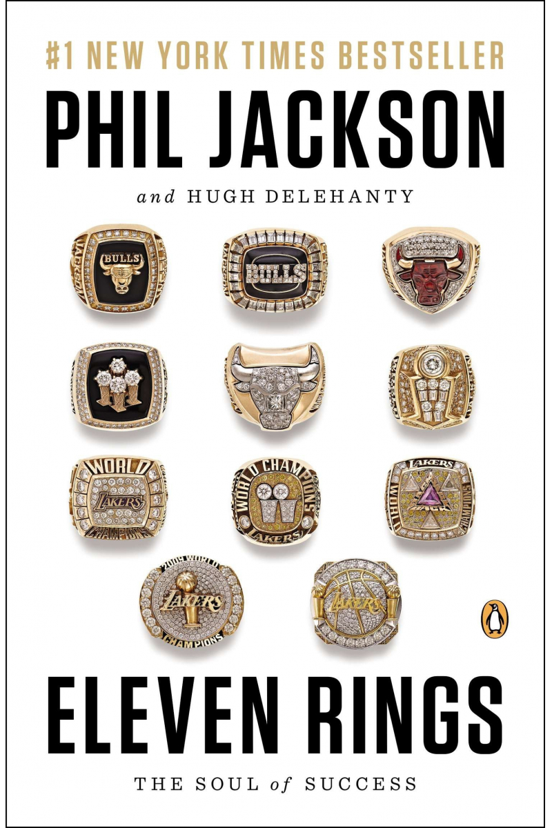eleven rings (phil jackson)