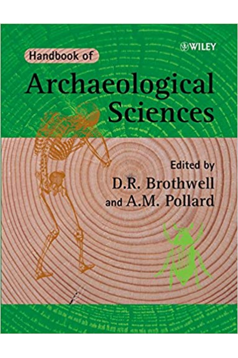 handbook of archaeological sciences (brothwell, pollard)