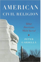 american civil religion (peter gardella)