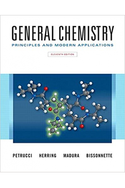 General Chemistry: Principles and Modern Applications 11th (Petrucci) 2 CİLT General Chemistry: Principles and Modern Applications 11th (Petrucci) 2 CİLT