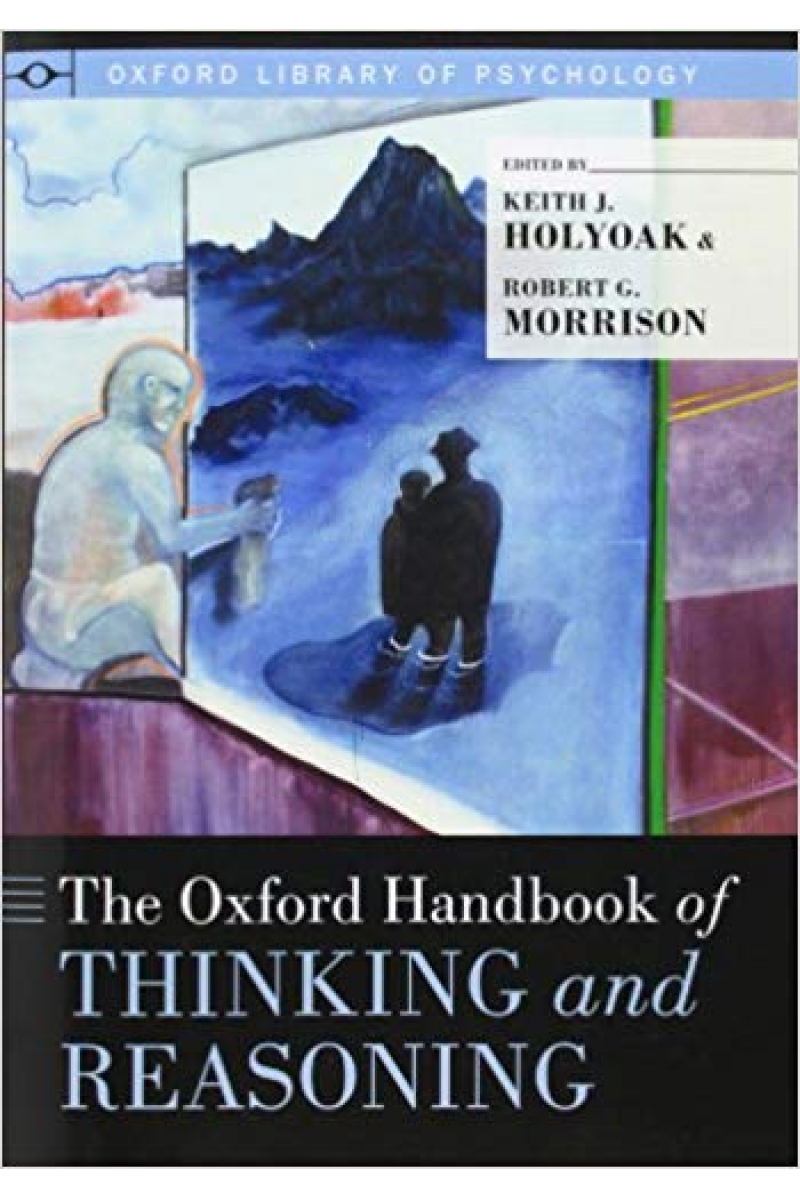 thinking and reasoning (holyoak, morrison)