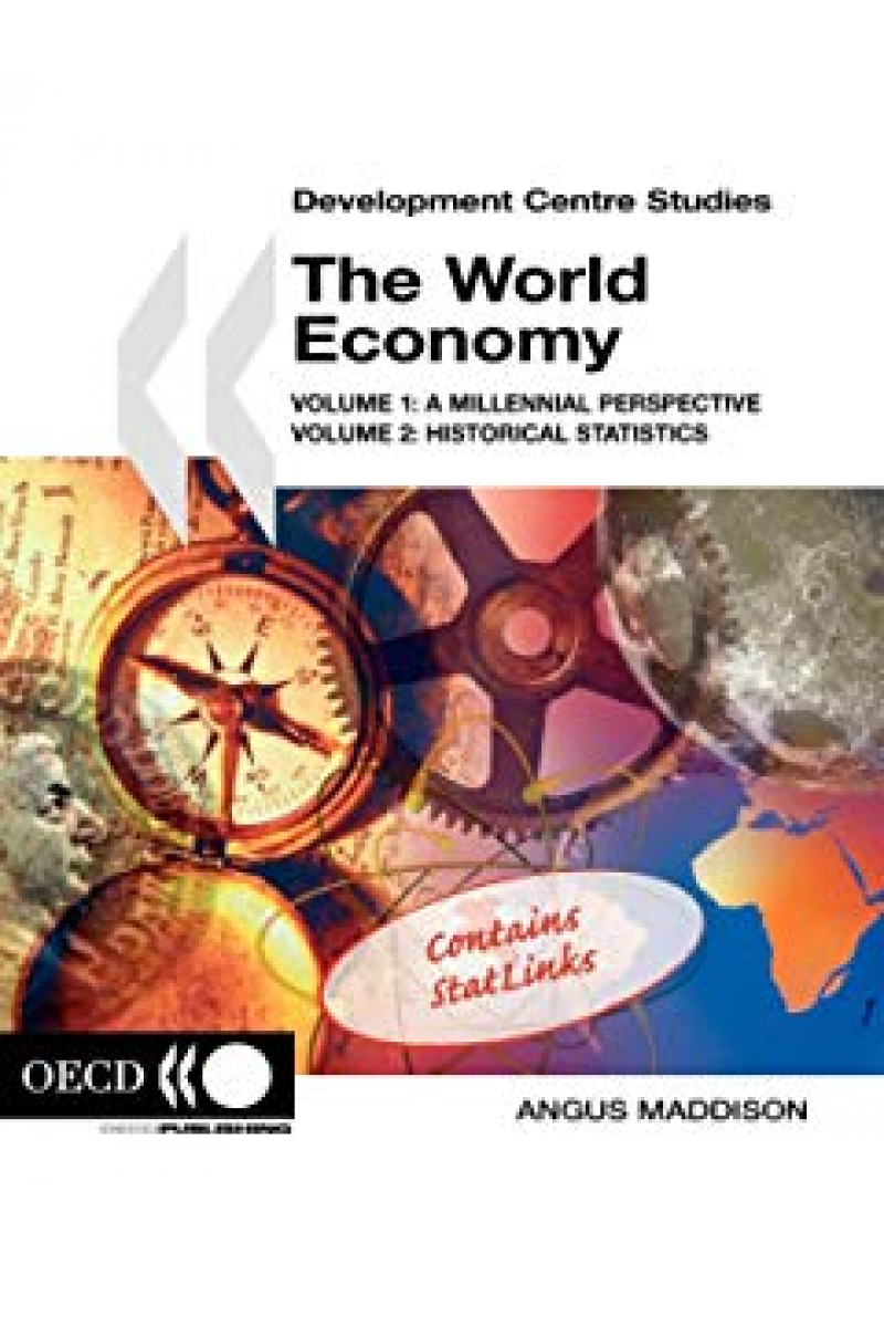 the world economy a millennial perspective + historical statistics (maddison)