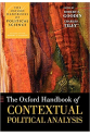 contextual political analysis (goodin, tilly)