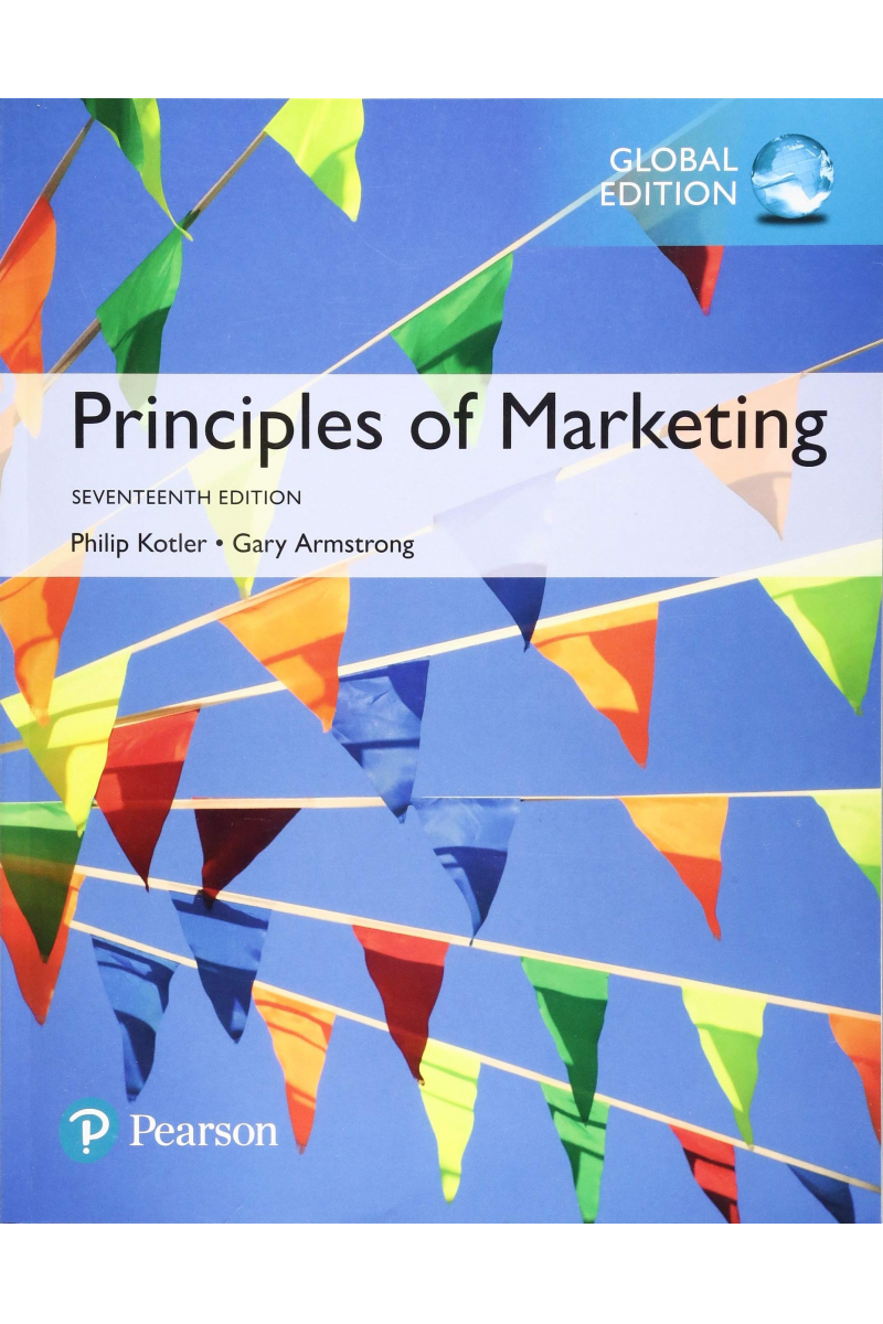 principles of marketing 17th (philip kotler)