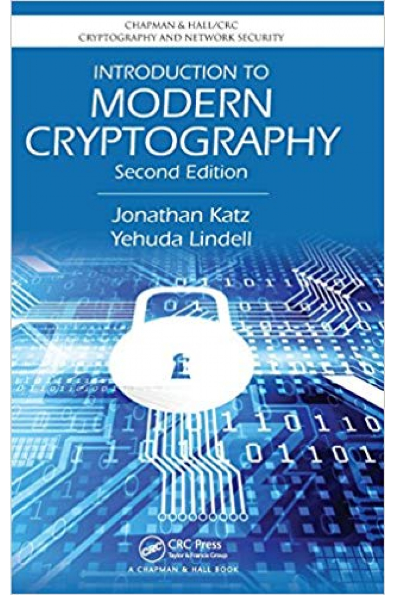 introduction to modern cryptography 2nd (katz, lindell)
