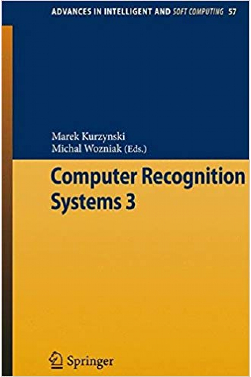 computer recognition systems 3 (kurzynski, wozniak)