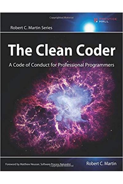 the clean coder (robert martin) 2011