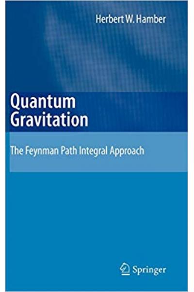 quantum gravitation (herbert hamber)