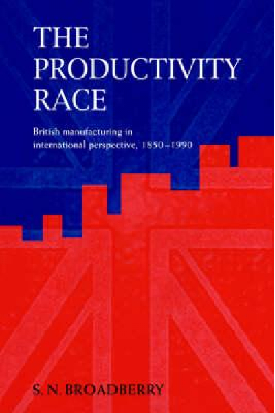 the productivity race (broadberry)