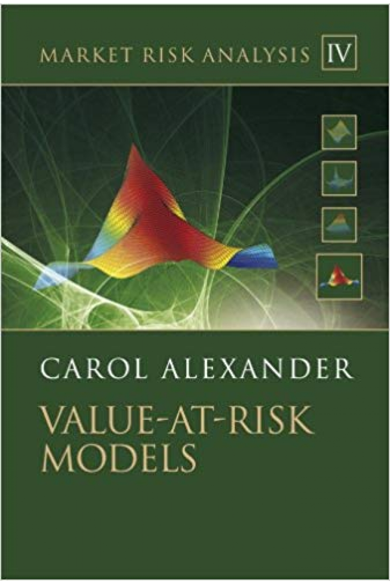 market risk analysis volume 4 (carol alexander)
